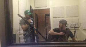 Trevor and Eric Studio