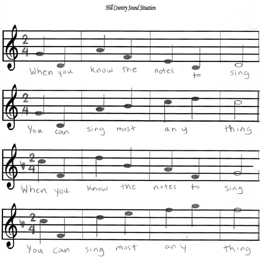 Spring Recital Solos 2
