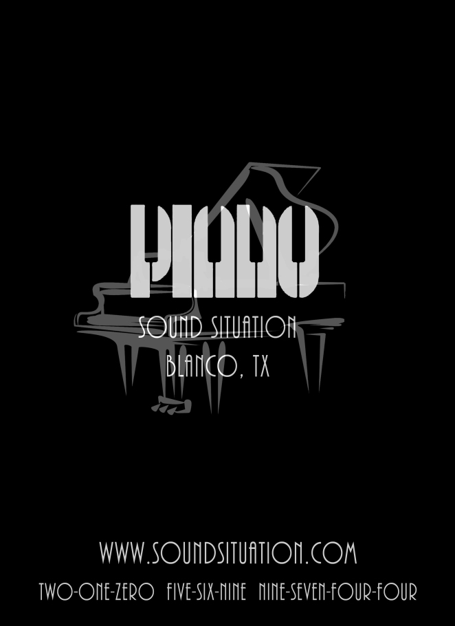 Piano Key Letters